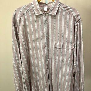 Giorgio Armani Button Up Shirt (M)